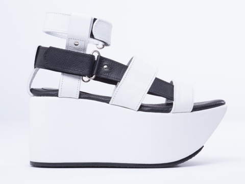 Feminine And Masculine In White Black 1954X Resort Platform