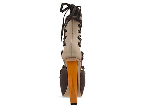 Finsk In Orange Chocolate Nude 294-47