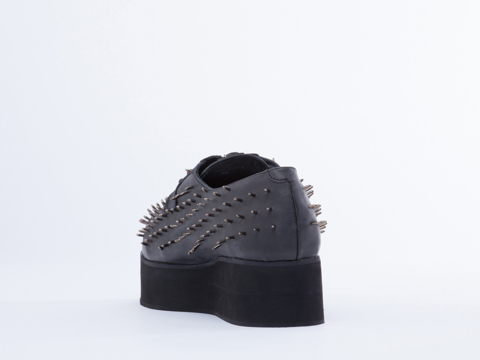 Forfex In Black Capocchia Nail