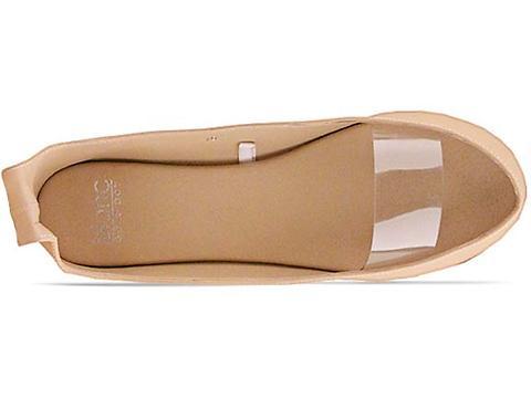Gold Dot In Beige Esme Sandals