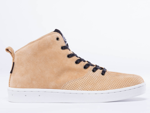 Gourmet In Work Gold White Quattro Skate 2 WR