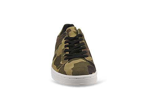 Gourmet In Camo White Rossi LX