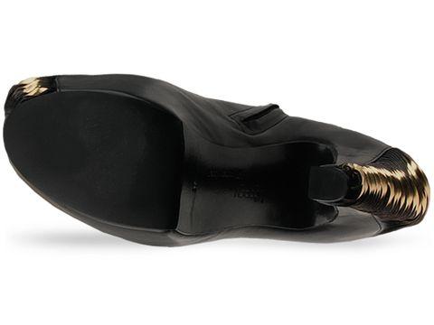 Iris Van Herpen X United Nude In Black Iris Shoe