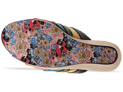 Irregular Choice In Rainbow Chica Chola