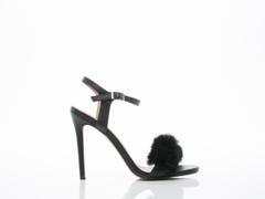 Jaggar In Black Responsive Heel