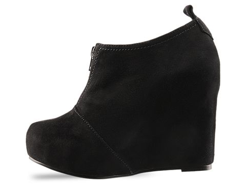 Jeffrey Campbell In Black Suede 99