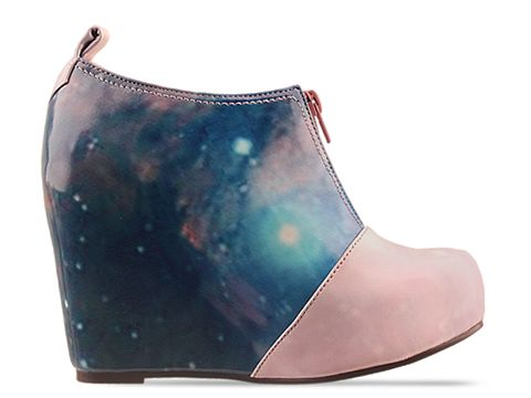 Jeffrey Campbell In Pink Cosmic 99