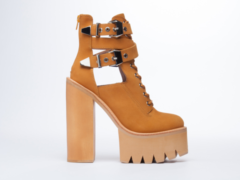 Jeffrey Campbell In Wheat Abner