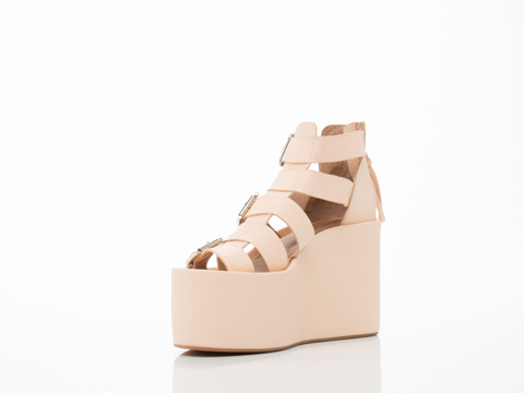 Jeffrey Campbell In Natural Achilles