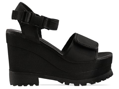 Jeffrey Campbell In Black Black Alameda