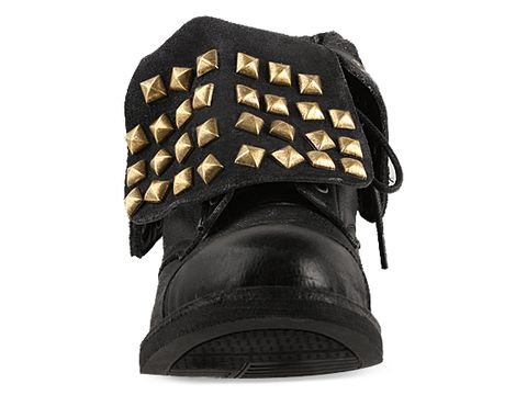 Jeffrey Campbell In Black All Stud