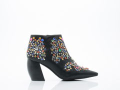 Jeffrey Campbell In Black Multi Arliss