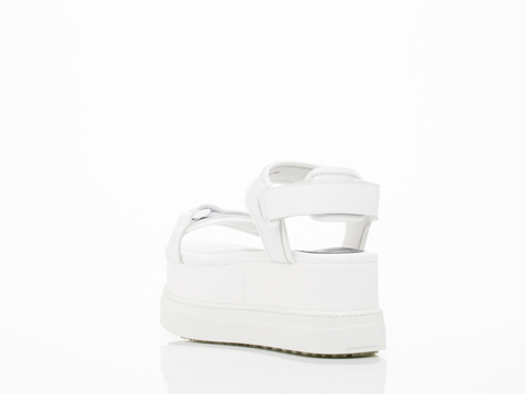 Jeffrey Campbell In White White Bateau