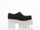 Jeffrey Campbell In Black Neoprene White Bertram