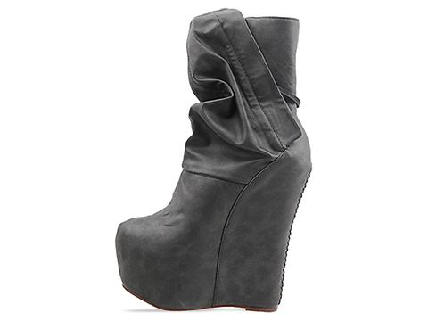 Jeffrey Campbell In Grey Bramble