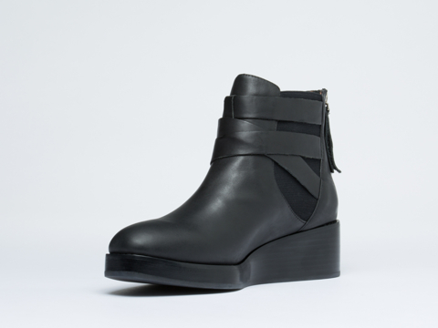 Jeffrey Campbell In Black Bruno