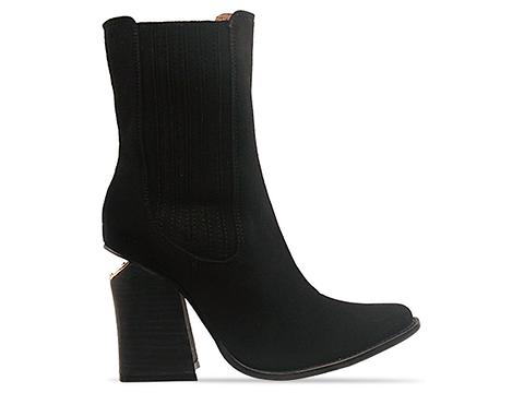 Jeffrey Campbell In Black Suede Bueno