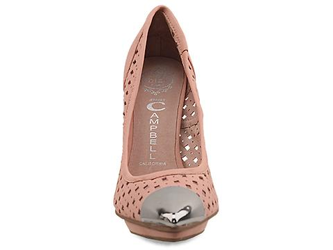 Jeffrey Campbell In Light Pink Silver Bullet