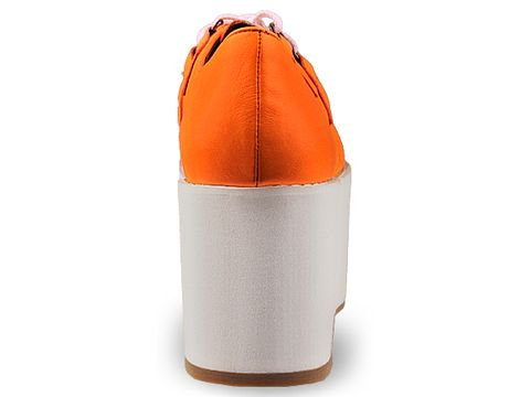 Jeffrey Campbell In Orange Bundy
