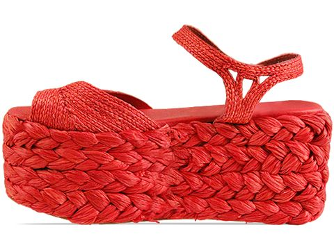 Jeffrey Campbell In Red Cabo