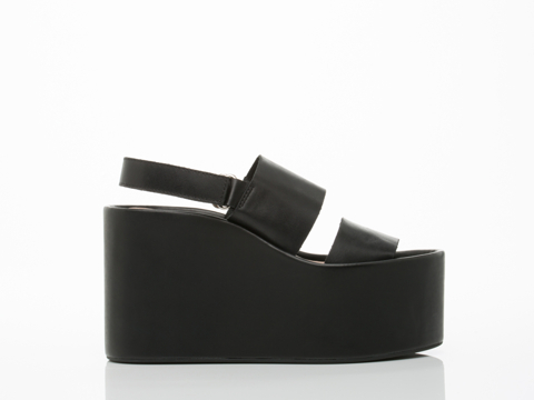 Jeffrey Campbell In Black Carnie