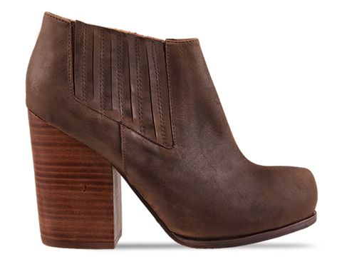 Jeffrey Campbell In Brown Distressed Clift