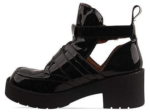 Jeffrey Campbell In Black Patent Coltrane
