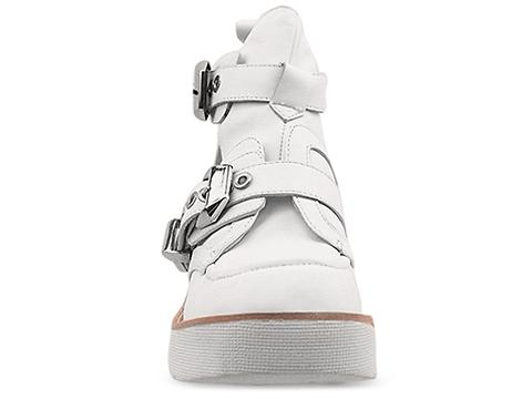 Jeffrey Campbell In White White Coltrane