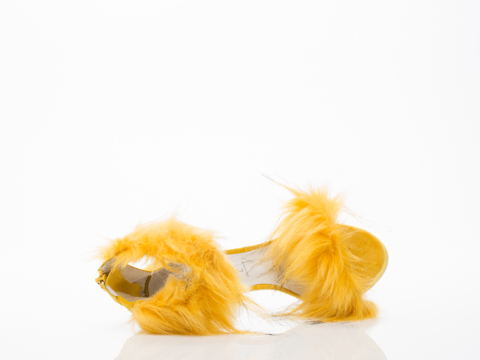 Jeffrey Campbell In Yellow Cookie