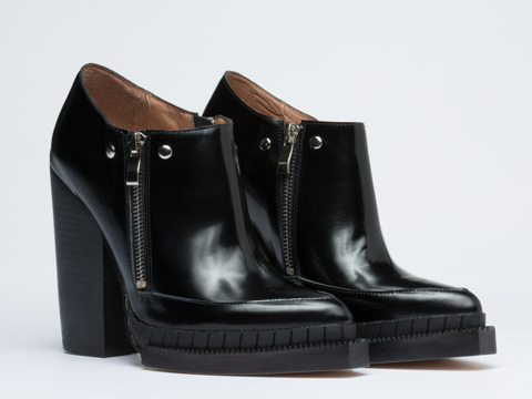 Jeffrey Campbell In Black Box Delve