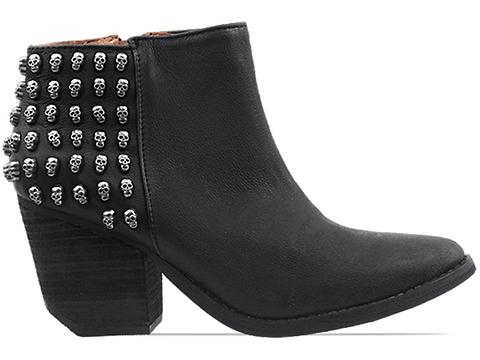 Jeffrey Campbell In Black Pewter Doa