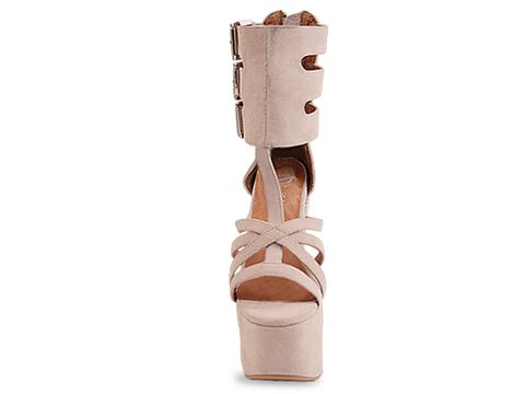 Jeffrey Campbell In Nude Dusky
