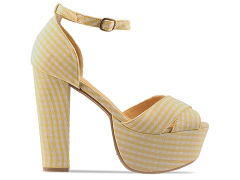 Jeffrey CampbellYellow Gingham