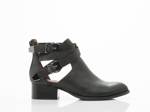 Jeffrey Campbell In Black Everly