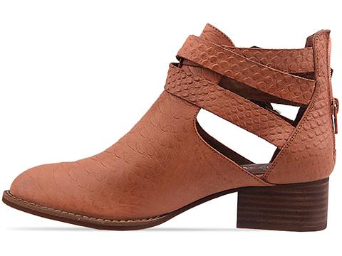 Jeffrey Campbell In Camel Snake Everly