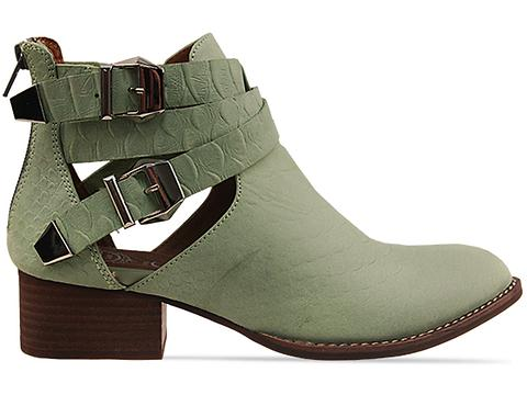 Jeffrey Campbell In Green Snake Everly