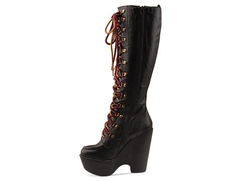Jeffrey Campbell In Black Expelled