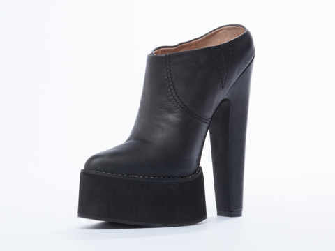 Jeffrey Campbell In Black Feroce