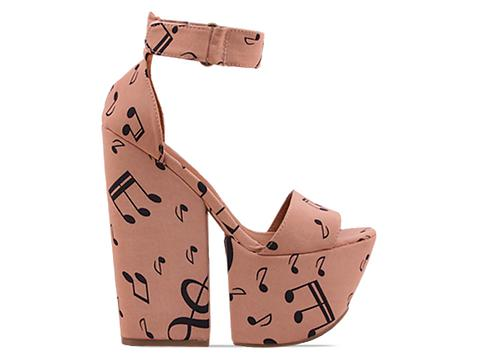 Jeffrey Campbell In Pink Music Forget