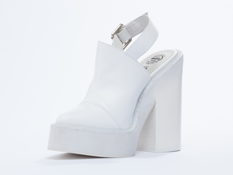 Jeffrey Campbell In White White Foyer