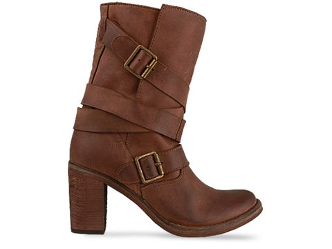 Jeffrey Campbell In Brown Distressed France