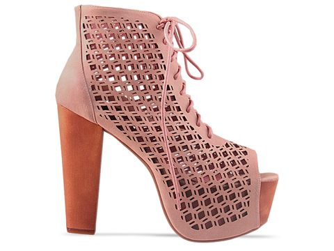 Jeffrey Campbell In Pink Gallatin
