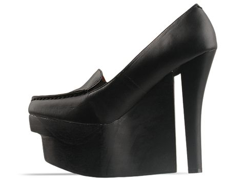 Jeffrey Campbell In Black Get Out