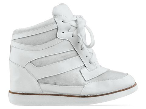 Jeffrey Campbell In White Leather Gio