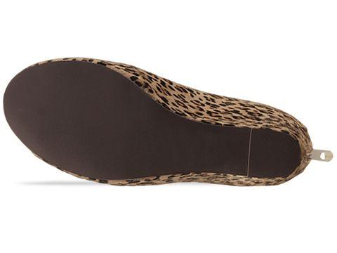 Jeffrey Campbell In Brown Leopard Glen Zip Fur