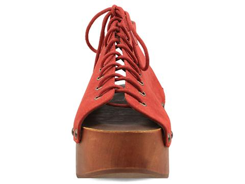 Jeffrey Campbell In Red Go Fast