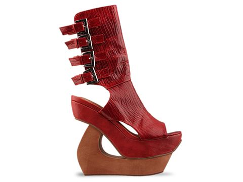 Jeffrey Campbell In Wine Hi Track