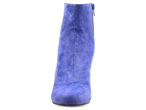 Jeffrey Campbell In Blue Suede Grad In The Mood