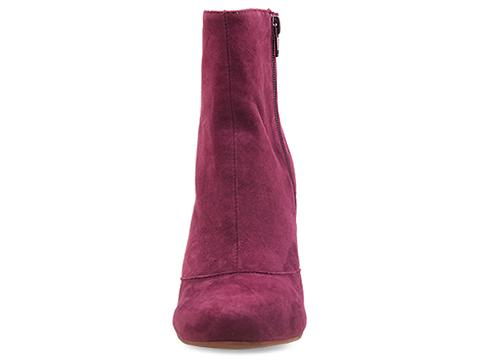 Jeffrey Campbell In Purple Suede Grad In The Mood