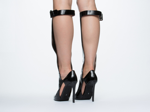 Jeffrey Campbell In Black Box Isis